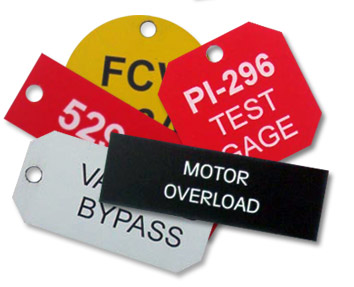 Plastic Tags - Signs Banners & Tags